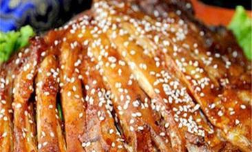 百奇碳火烤羊腿-美团