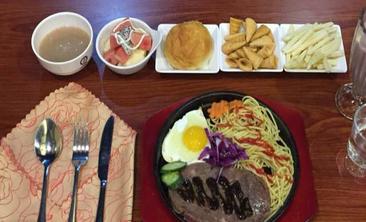 初客牛排西餐厅-美团