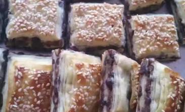 丹麦红豆饼-美团