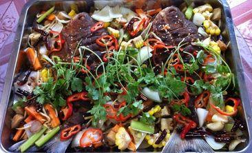 柒公碳烤鱼-美团
