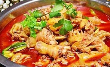 俏鸡王养生火锅-美团