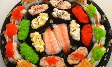 吃获寿司-美团