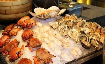 索菲特大酒店锦厨国际餐厅自助餐-美团