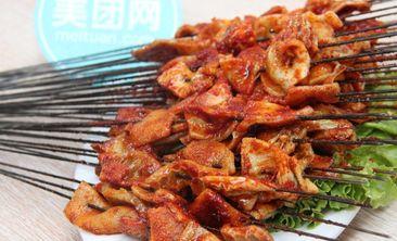 老李烤肉-美团