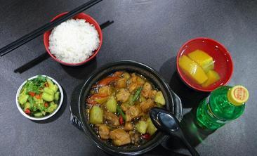 张一绝黄焖鸡米饭-美团