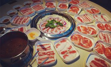 景蜜园食百汇自助火锅烤肉-美团