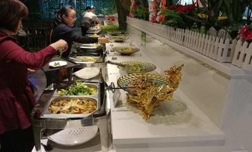 百合觅素素食文化主题自助餐厅-美团