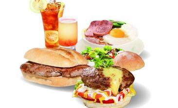 B1·汉堡餐吧-美团