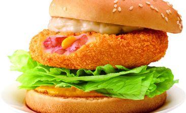 小小新汉堡-美团