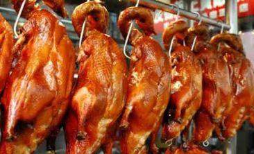京味烤鸭-美团