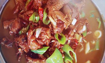 第一家新疆大盘鸡店-美团