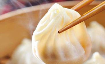 龍袍蟹黄汤包-美团