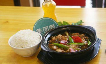 口福记黄焖鸡米饭-美团