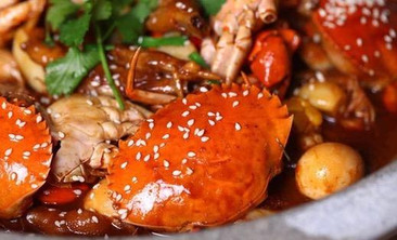 胖旺肉蟹煲-美团