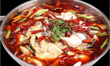 竹香片片鱼-美团
