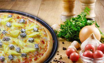 玛格利塔现烤比萨-美团