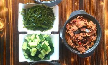老荆州牛肉坊-美团