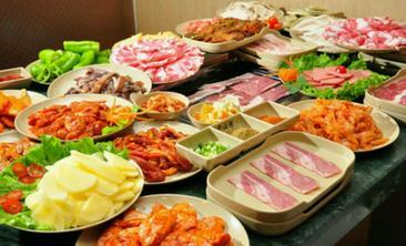 汉釜宫 韩式自助烤肉-美团