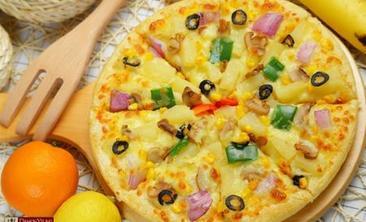 小子披萨-美团
