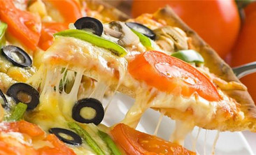 加勒比披萨-美团