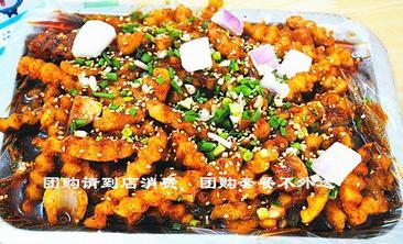 上海馄饨-勾魂铁板鱿鱼-美团