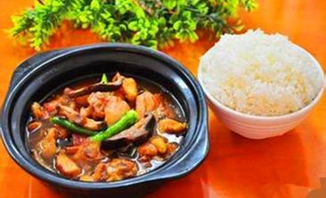 老济南黄焖鸡米饭-美团