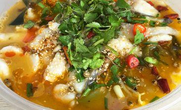 大拇指酸菜鱼-美团