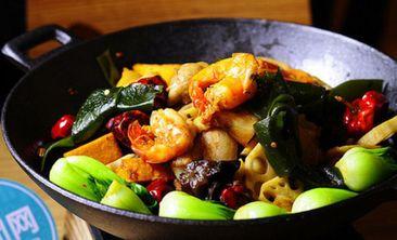 韩式麻辣香锅私房烤鱼-美团