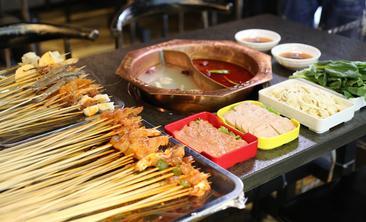 火红串串香-美团