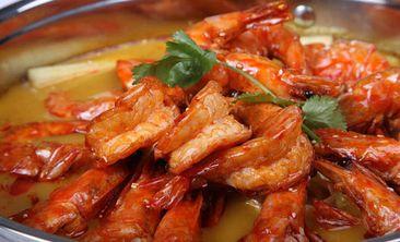 鲜虾鲜涮-美团