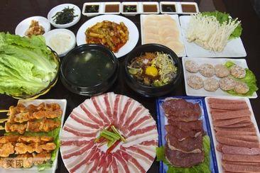 韩香园韩国料理-美团