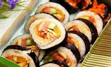 金俊熙紫菜包饭-美团
