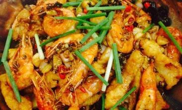 鱼恋虾-美团
