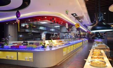 英伦风尚牛排海鲜火锅自助餐厅-美团