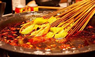 玉啉串串香-美团