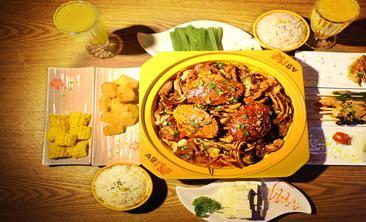 A货肉蟹煲-美团