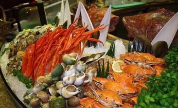 遇见海鲜自助餐厅-美团