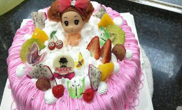 金手指蛋糕-美团