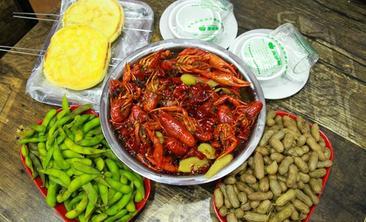 虾吃虾喝龙虾馆-美团