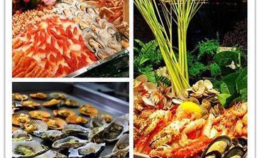 鑫滏汇海鲜火锅烤肉自助餐厅-美团