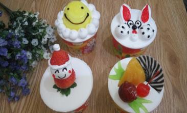 福满园蛋糕花园-美团
