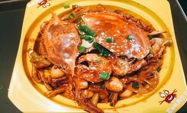 石小胖肉蟹煲-美团