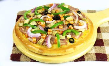 培根先生披萨-美团