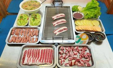 集安炭火地摊烤肉-美团