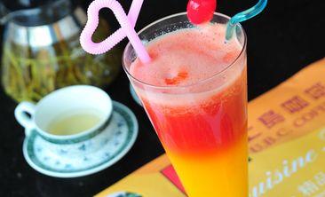 上岛咖啡厅-美团