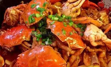 蟹小胖肉蟹煲-美团