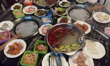 景釜宫歪歪火锅+烤肉自助-美团