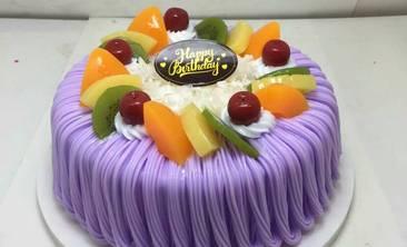 美典艺术蛋糕-美团