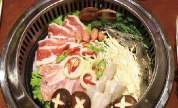 金汉亭韩式自助烧烤餐厅-美团