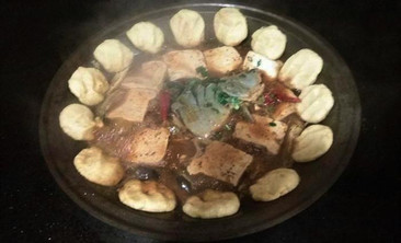 老马头铁锅炖江鱼-美团